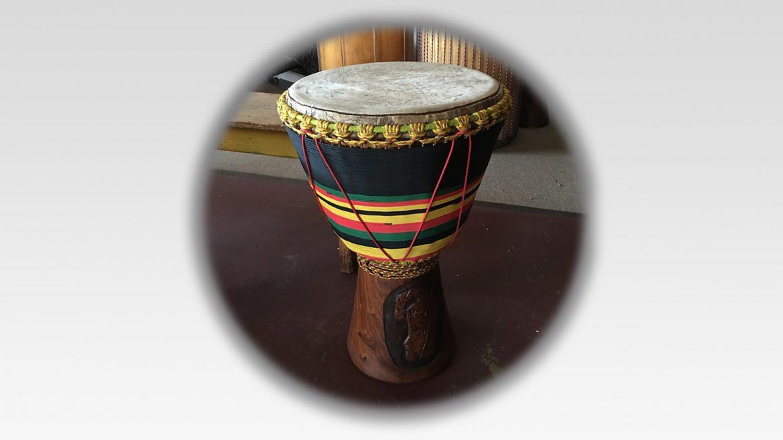 Afrikanisches Trommeln für Anfänger