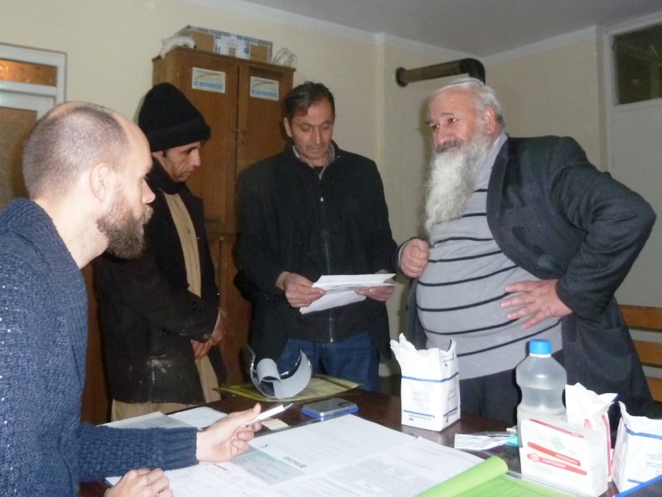 Blog zum 75. Afghanistan – Kombi – Hilfseinsatz