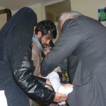 Blog zum 75. Afghanistan- Kombi- Hilfseinsatz