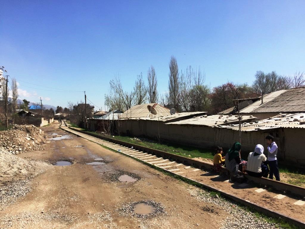 Letzte Nachricht aus Zentralasien