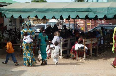 Hilfe für Kinder aus Afrika