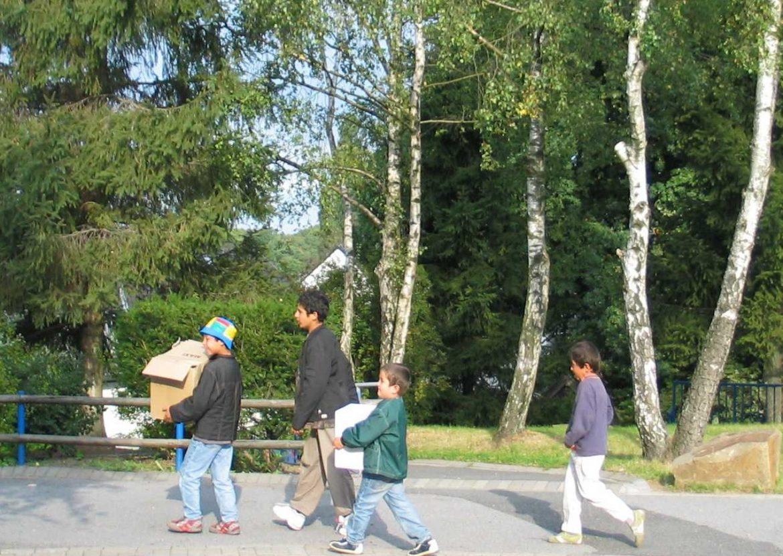 ドイツ国際平和村の日本語版ホームページ