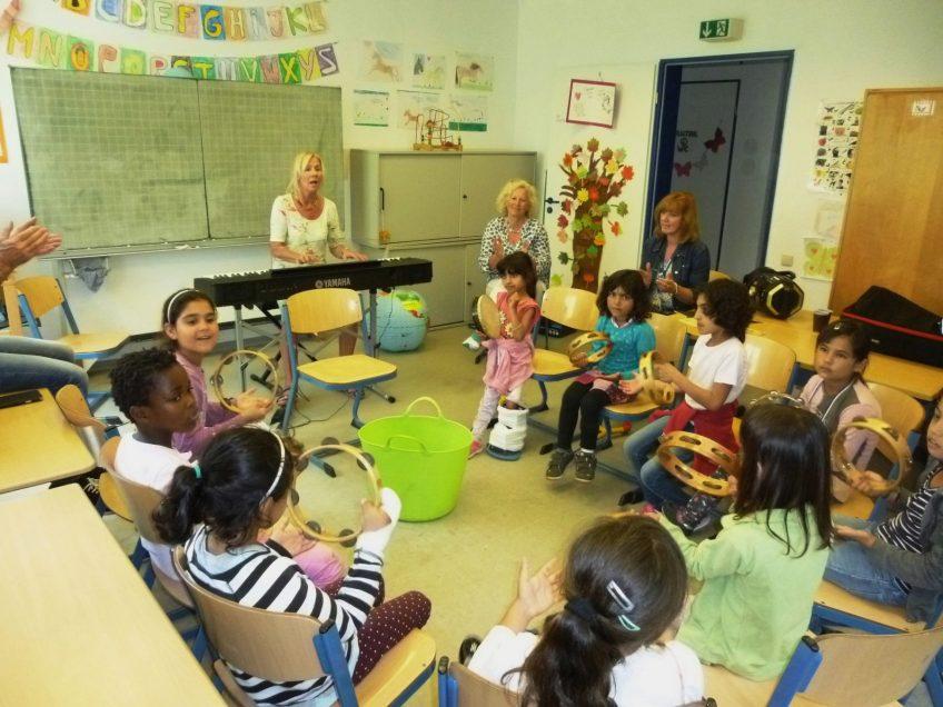 Musik mit den Kindern