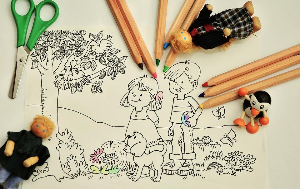 Eltern-Kind-Kreativtreff