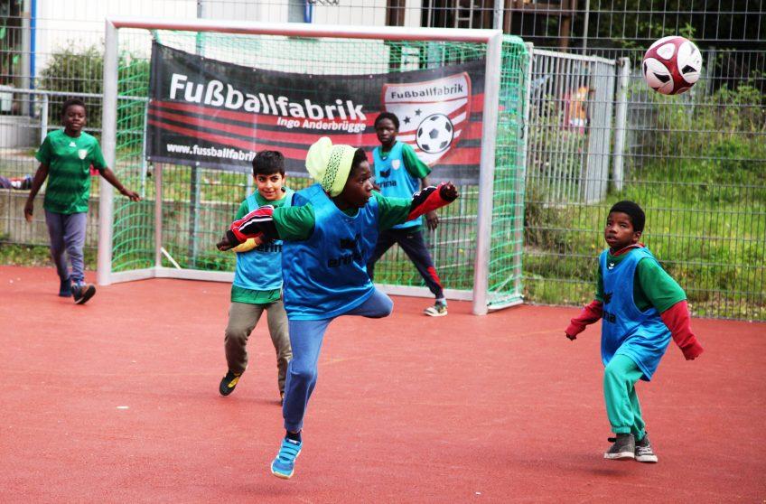 Früherer Schalker im Friedensdorf