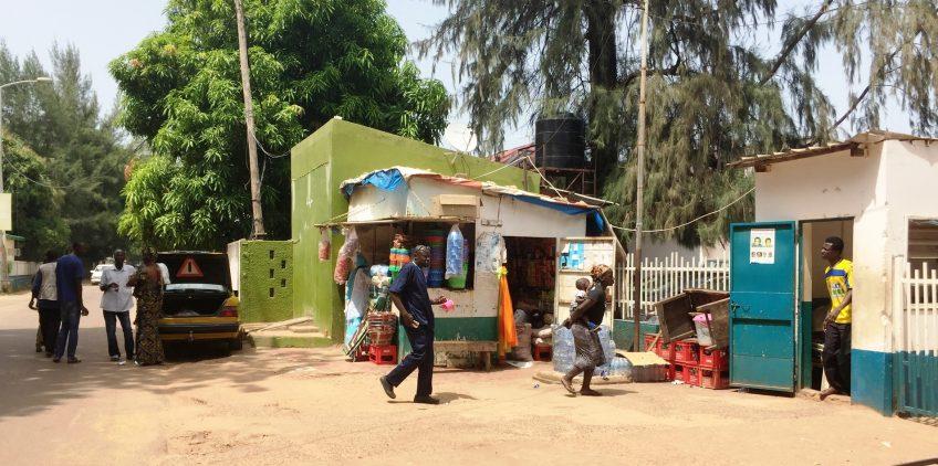 10. Friedensdorf Hilfseinsatz in Gambia