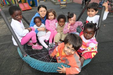Schwerpunkt: Der Alltag der Kinder