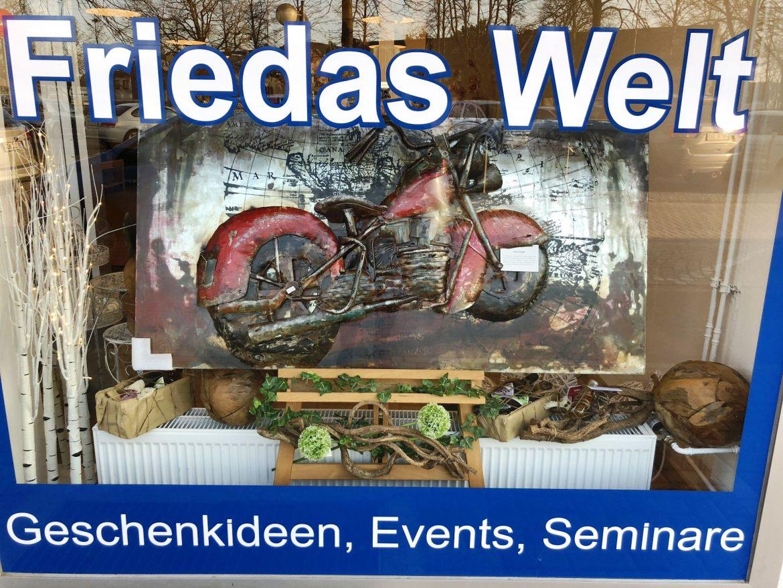 Angebotserweiterung in Friedas Welt