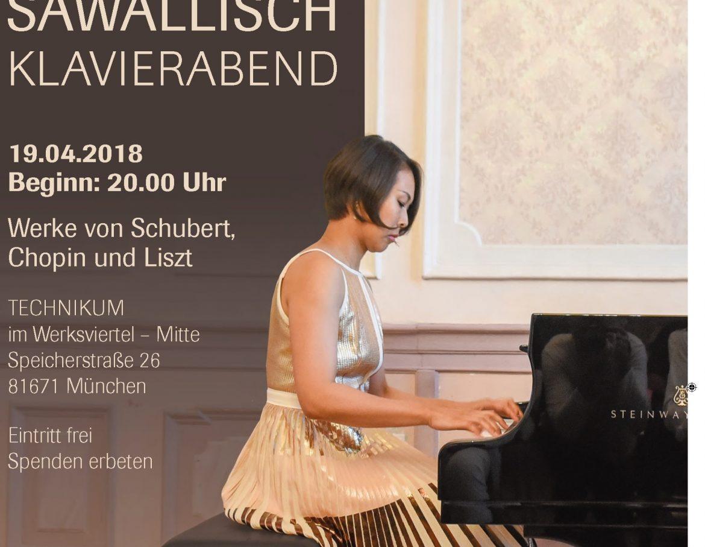 Schubert und Liszt in München