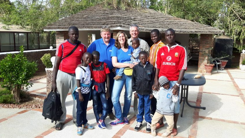Einzelfallhilfe in Gambia