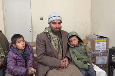 Keine Hilfe für afghanische Kinder im August