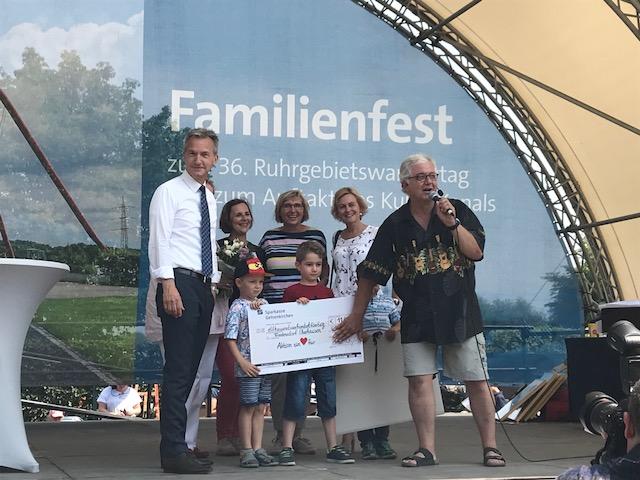 """""""Ein Herz für…"""" das Friedensdorf"""