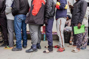 Friedensdorf hilft auf Lesbos