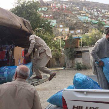 Genesene Kinder aus Afghanistan und Zentralasien kehren heim