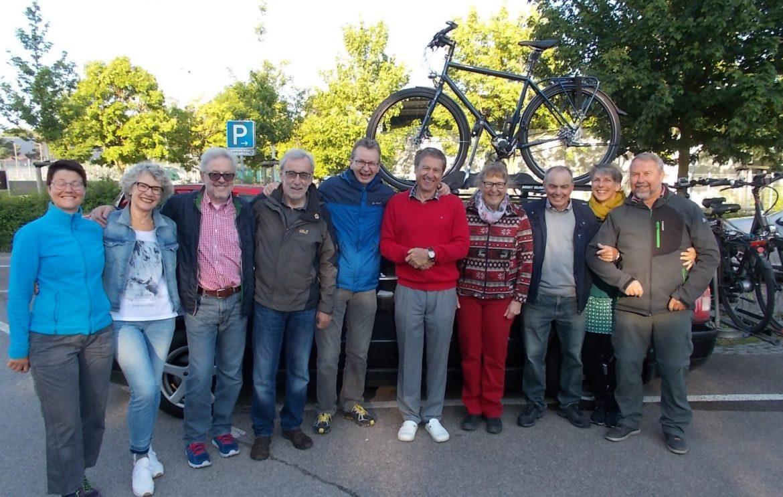 Radeln für`s Friedensdorf