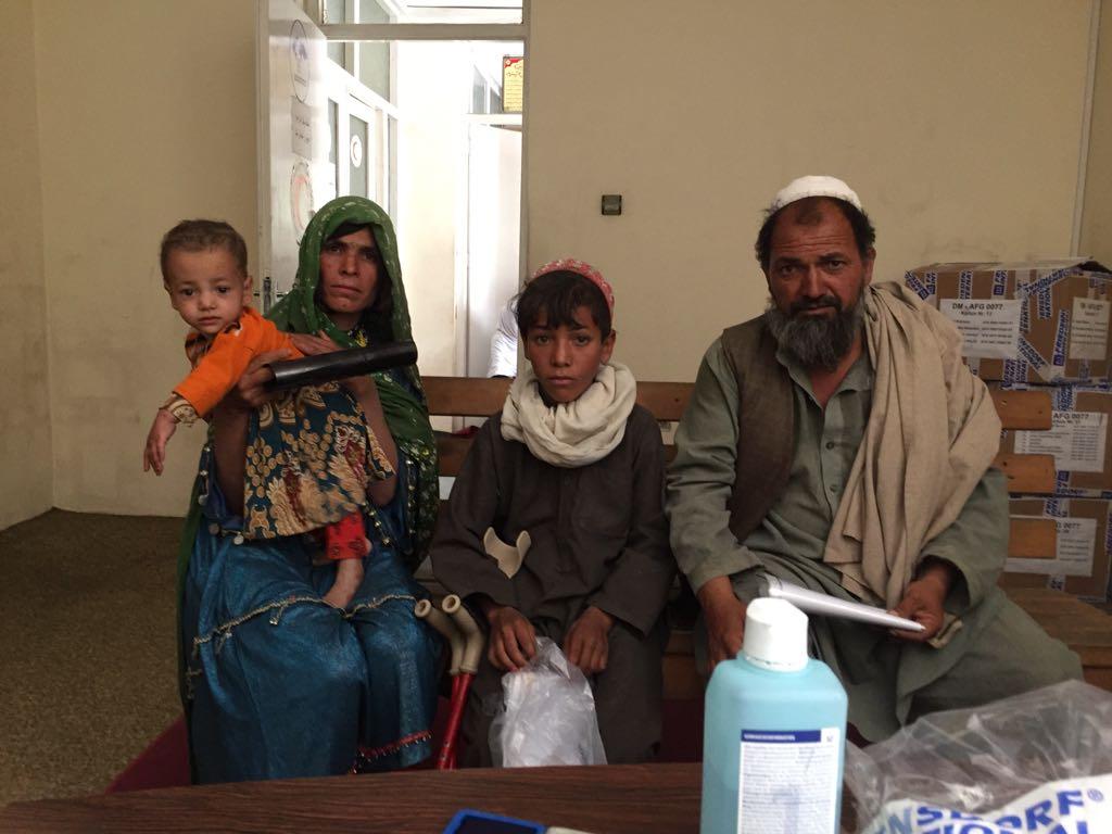 Eindrücke unseres Einsatzteams aus Kabul