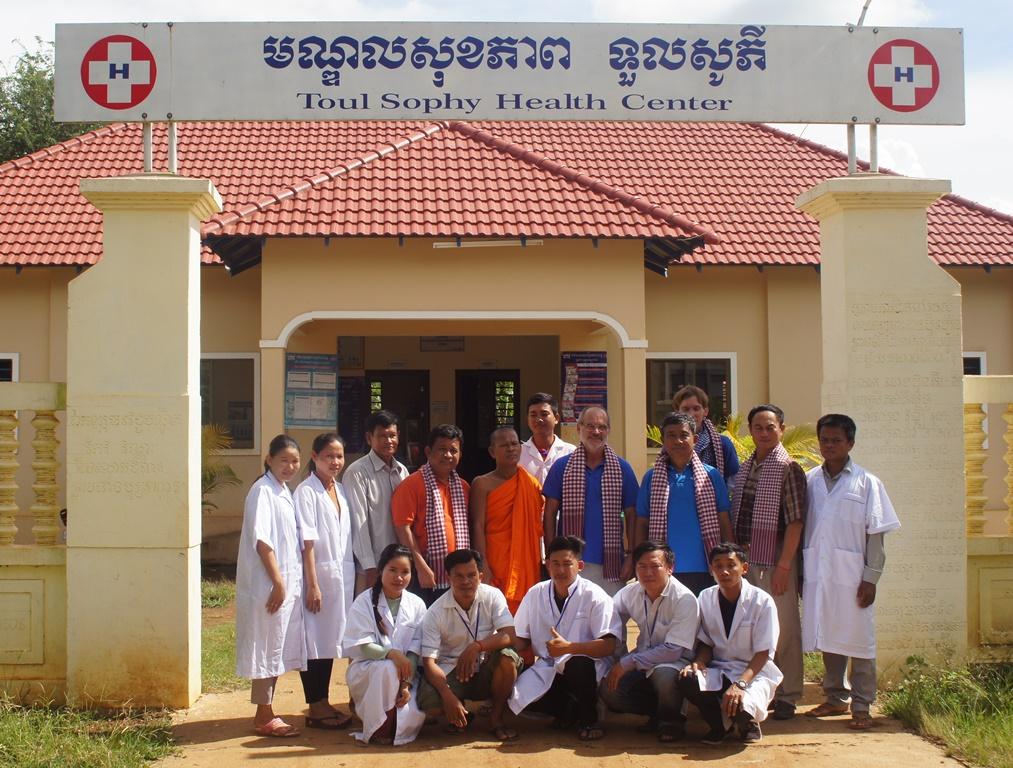 Eindrücke aus Kambodscha