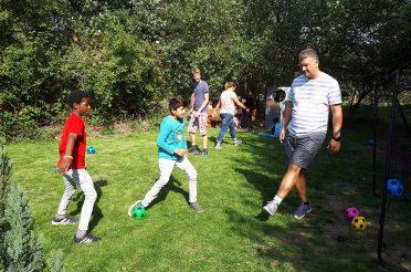 Social Week 2018 im Oberhausener Friedensdorf