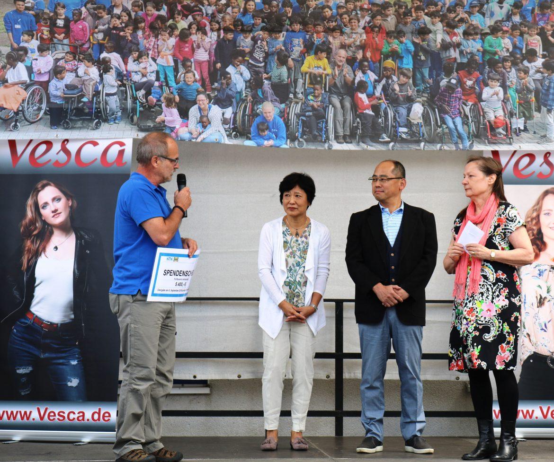 100-jähriges Jubiläum zugunsten des Friedensdorfes