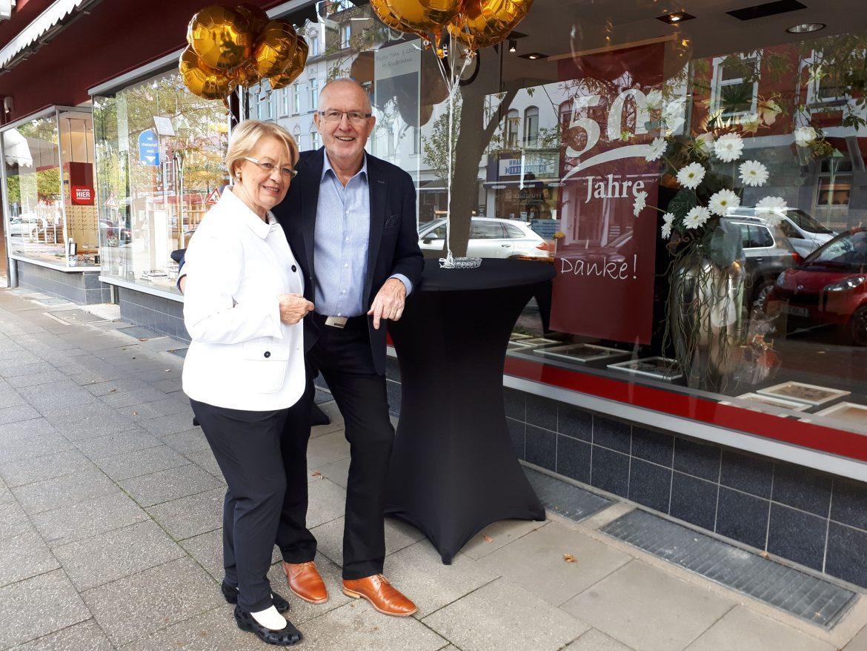 50-jähriges Jubiläum zugunsten von Friedensdorf International
