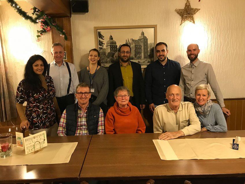 Seit zwei Jahrzehnten für Friedensdorf International aktiv