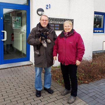 Seit vielen Jahren für die Friedensdorf-Kinder aktiv