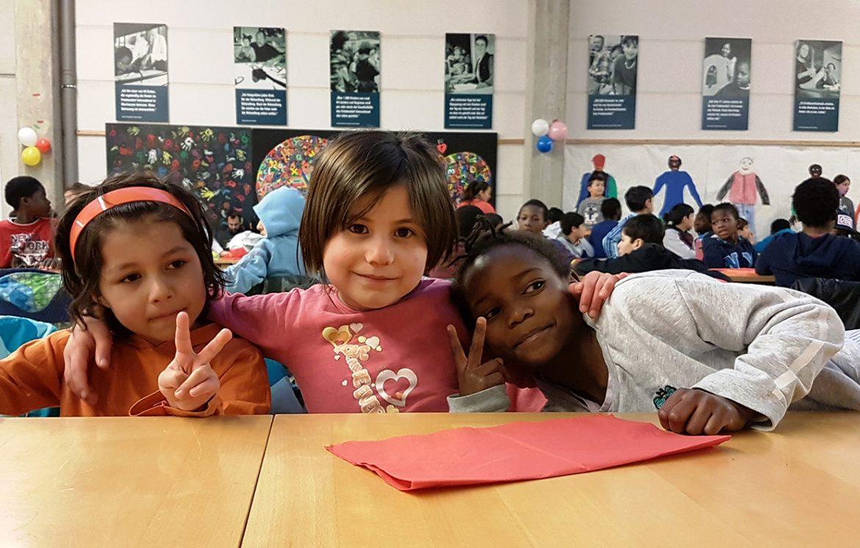 Abschiedsfest für Kinder aus Afghanistan, Zentralasien und dem Kaukasus