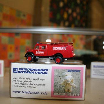 Modellbörse findet am 3. März im Friedensdorf in Oberhausen statt