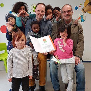 Seit 27 Jahren erhält Friedensdorf International DZI-Spenden-Siegel