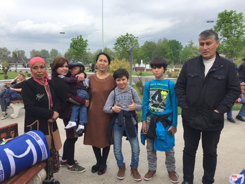 Eindrücke unseres Einsatzteams zum 53. Usbekistan-Hilfseinsatz