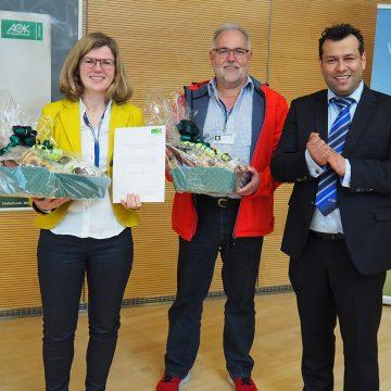 Friedensdorf International erhält Professor Albrecht Wilhelm-Gedächtnis-Preis