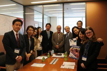 Friedensdorf zu Gast in Japan