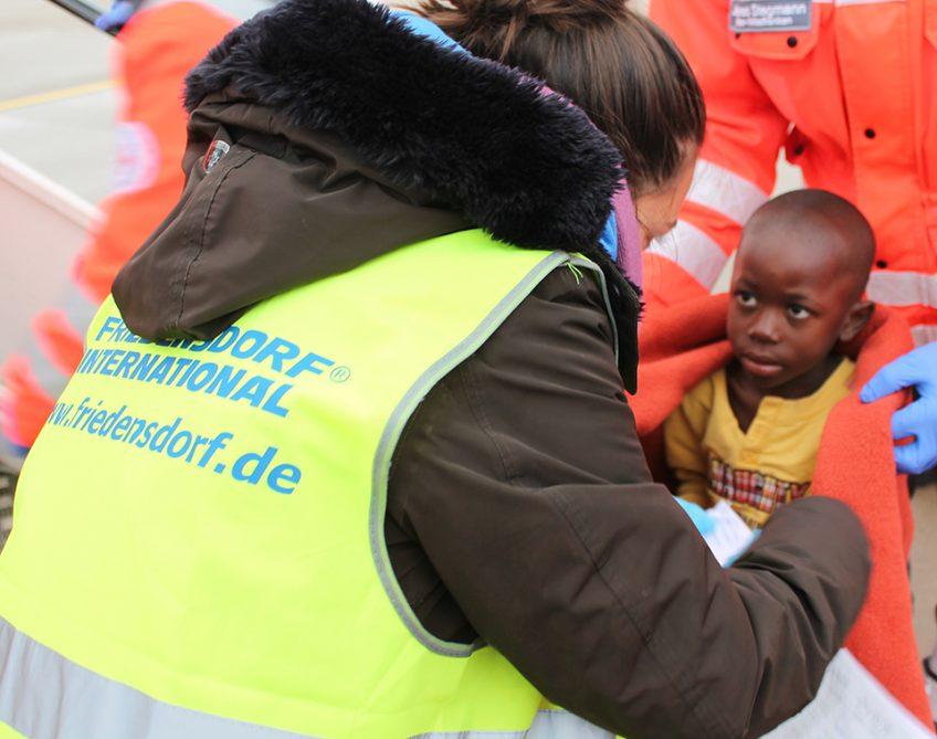 65. Hilfseinsatz für angolanische Kinder beendet