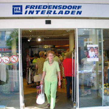 Friedensdorf-Interladen Sterkrade zieht um
