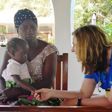 13. Gambia-Hilfseinsatz von Friedensdorf International beendet