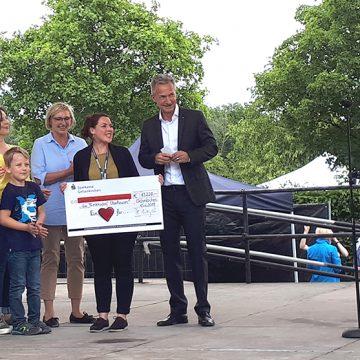 """""""Ein Herz für…"""" die Kinder des Friedensdorfes"""