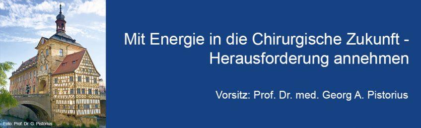 Friedensdorf International auf der 96. Jahrestagung der Vereinigung der Bayerischen Chirurgen e.V.