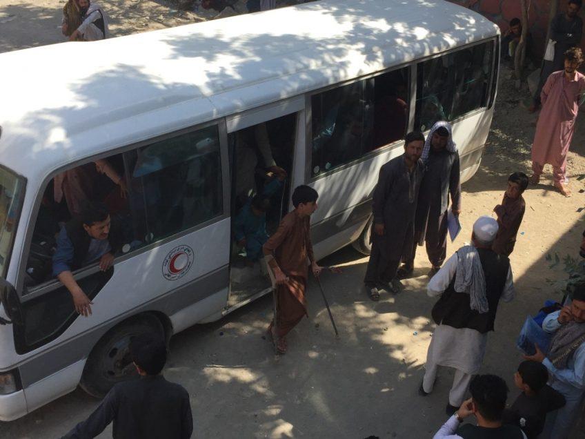 Eindrücke unseres Einsatzteams zum 80. Afghanistan-Hilfseinsatz