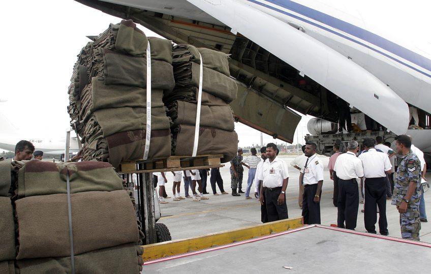 Friedensdorf half nach Tsunami auf Sri Lanka schnell