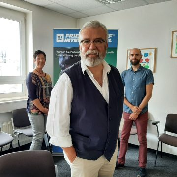 Uli Preuss wird neuer Friedensdorf-Botschafter