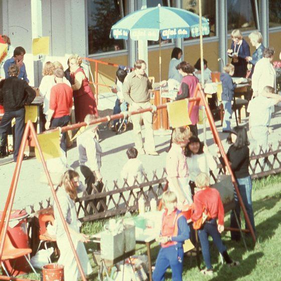 Dorffest 1980