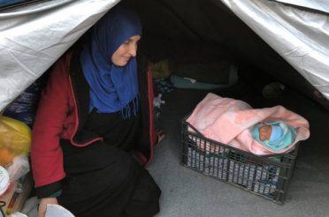 Humanitäre Katastrophe in Camp Moria
