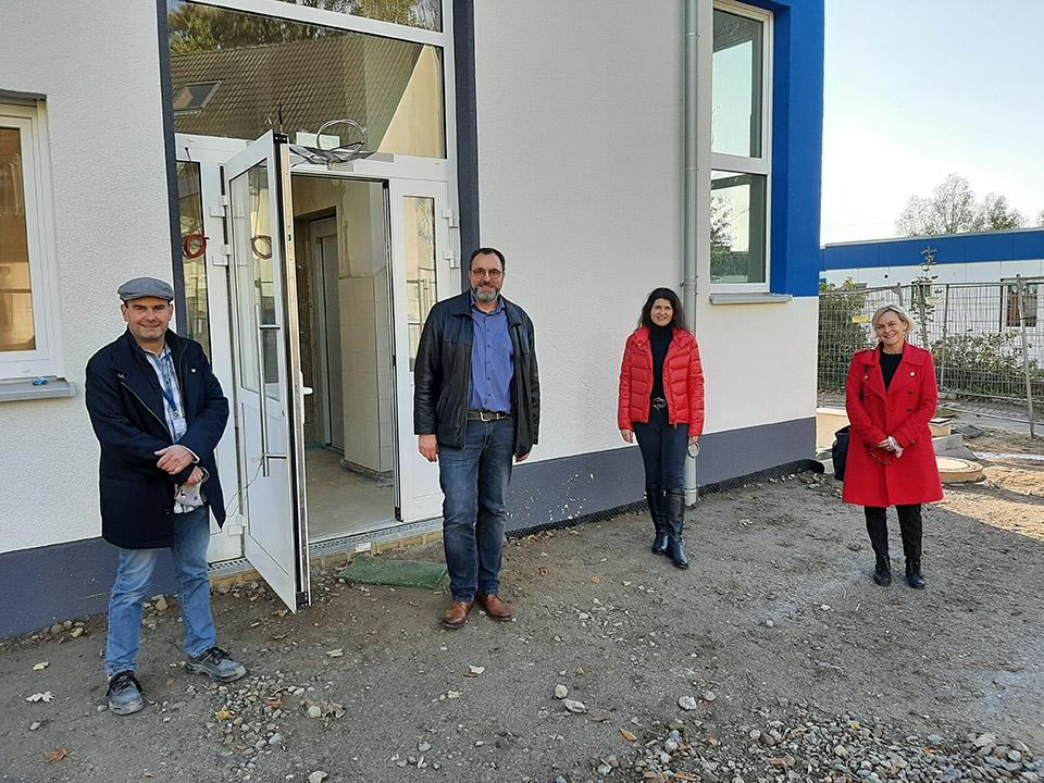 Treue Unterstützung der Duisburger Firmengruppe Heirich