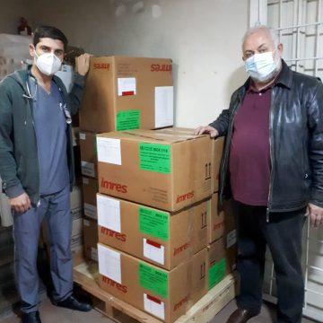 Medizinische Hilfe für Armenien