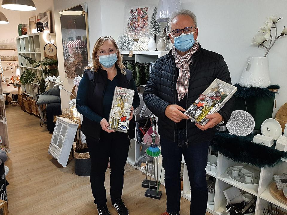 Weihnachtliche Unterstützung für das Friedensdorf