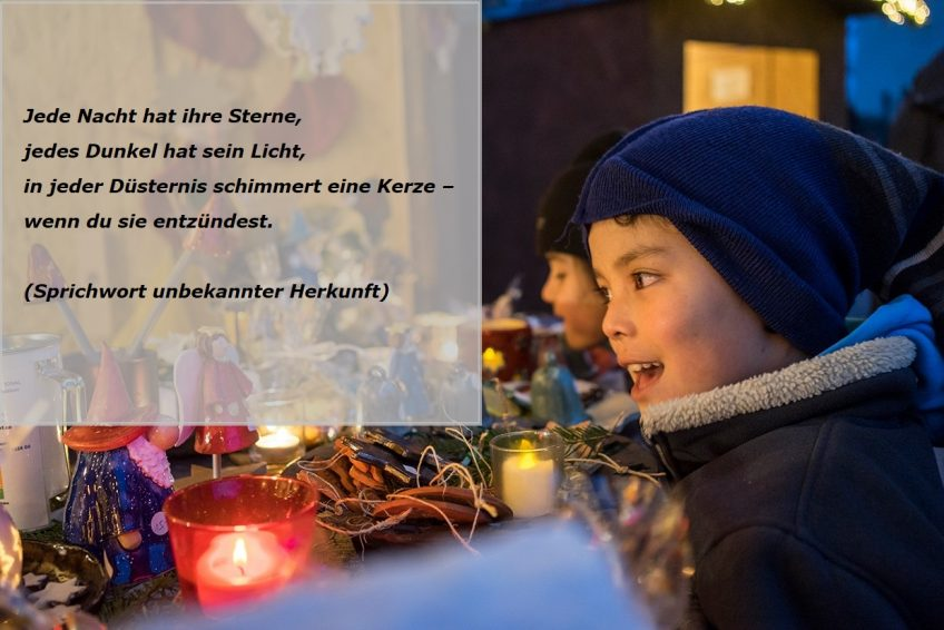 Friedensdorf International wünscht Frohe Weihnachten