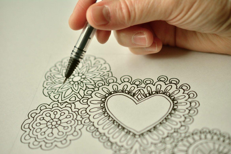 FÄLLT AUS!Meditatives Zeichnen – Zentangle