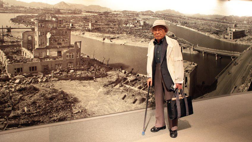 Einer der letzten Hiroshima-Zeugen ist gegangen