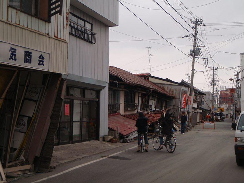 10 Jahre nach der Erdbeben-, Tsunami- und Atomkatastrophe in Japan