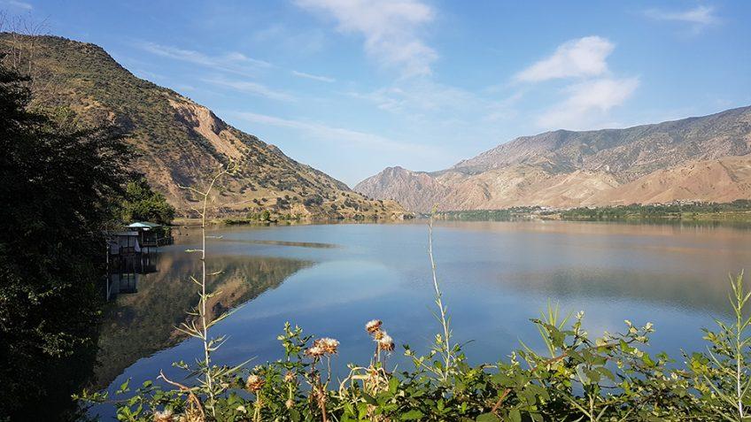 Kriegerische Auseinandersetzungen zwischen Tadschikistan und Kirgistan